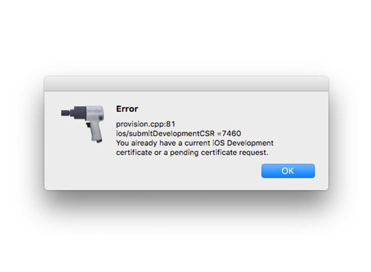 """Cydia Impactorエラー """"provision cpp:81""""これで直った! – APPLEMAC"""