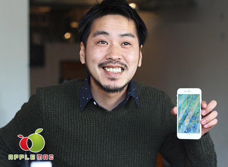 神戸新長田 iPhone X 液晶ガラス画面修理