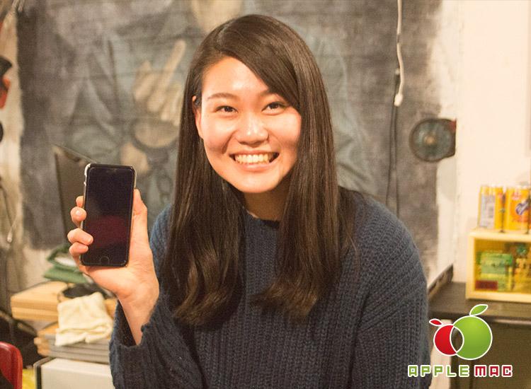 神戸元町 iPhone 7 Plus ガラス画面割れ修理は激安この携帯店