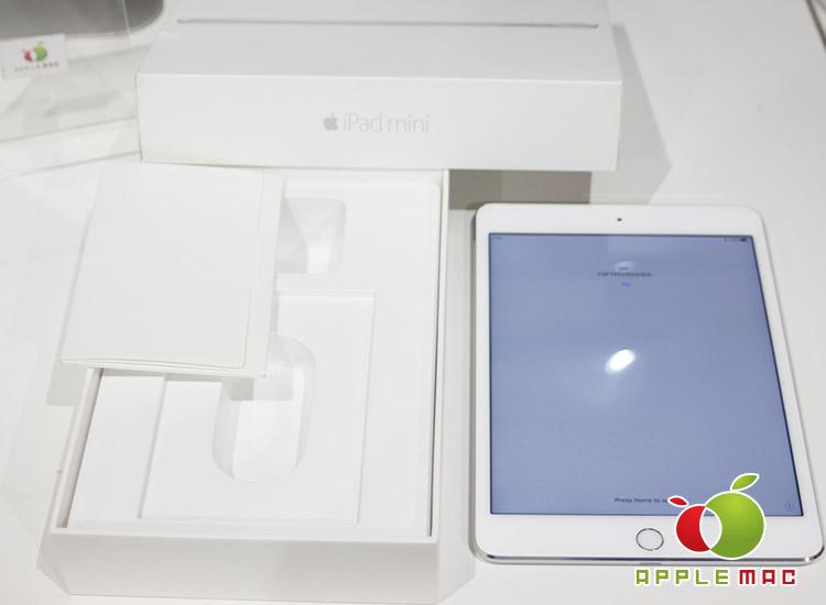 iPad mini 4 アクティベーションロック解除と買取