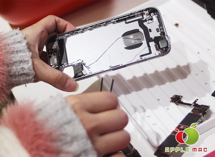 神戸元町 iPhone液晶ガラス画面交換修理4,000円〜