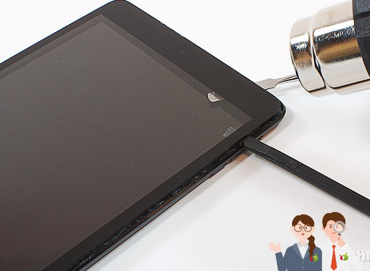 神戸 iPad mini 激安今すぐ画面割れ・液晶交換修理