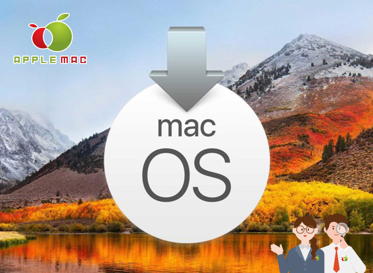 大阪・神戸 macOS High SierraのインストールUSBお店