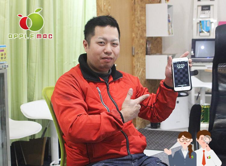 大阪・神戸 iPhone 8 液晶ガラス画面割れ修理料金値下げ