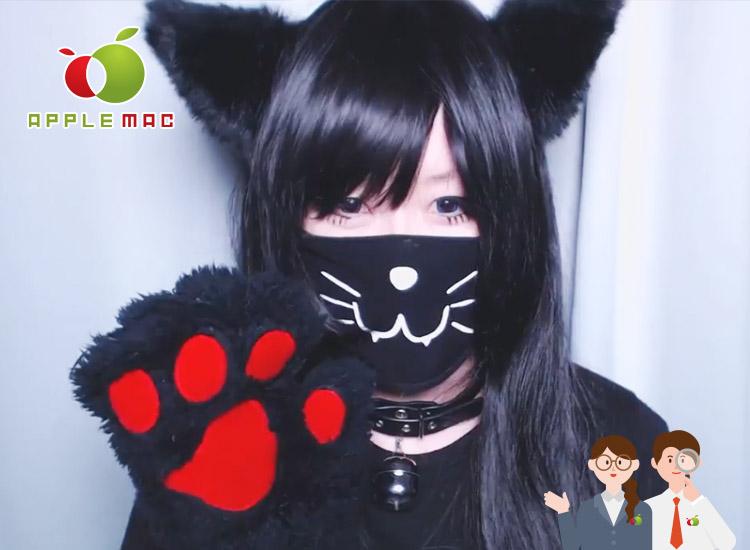 黒猫めるちゃん修理無料 iPad mini 4 中古買取もお任せ!