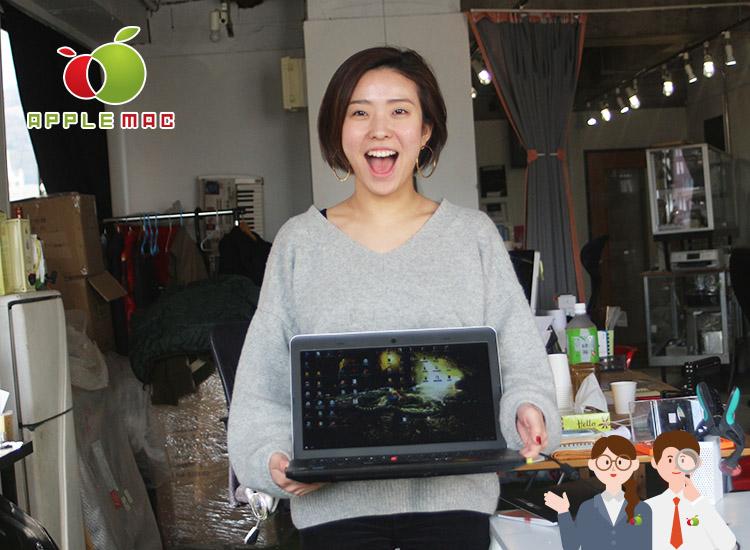 神戸Windowsノートパソコン液晶画面の激安修理店