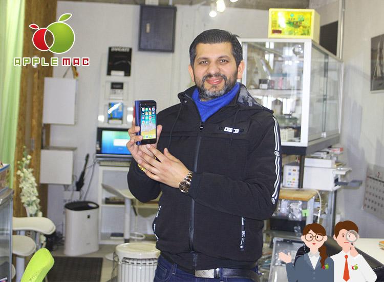 神戸三宮・元町駅前 iPhone 8 Plus 液晶画面修理店