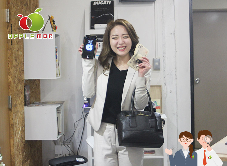 神戸元町 iPhone 7 液晶ガラス割れ修理の即日!激安店