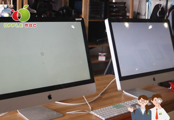 神戸三宮 元町駅前 iMac 2011 グラフィックボード修理