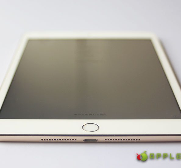 au iPad mini 3 Wi-Fi + Cellular 16GB ゴールド 中古品販売