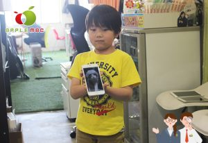 iPhone 6s Plus 液晶ガラス画面修理〜5000円店