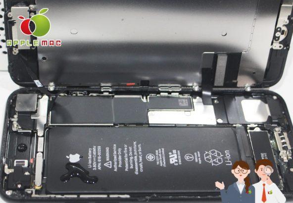 神戸三宮iPhone 7 水没水濡れ修理4,000円お店