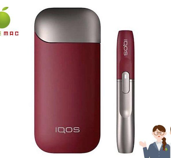iQOS 2.4Plus ダークレッド 新品未使用未開封 入荷