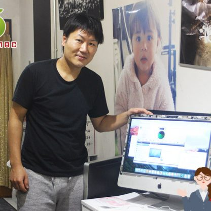 iMacパソコン画面修理グラフィックボード激安修理店
