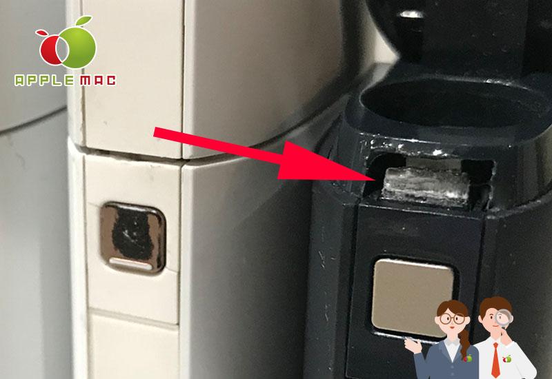 大阪神戸 iQOSチャージャー充電器 爪折れ修理のお店