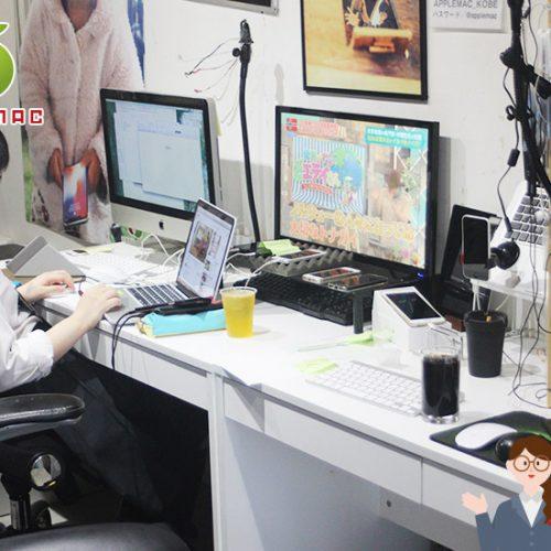 『持ってけ泥棒!』0円ショップAPPLEMAC神戸店が開店