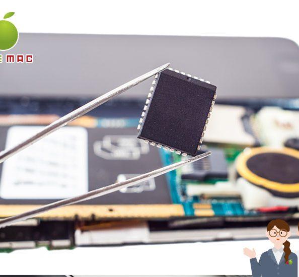 AppleリンゴマークiPhone起動しない修理5,400円お店