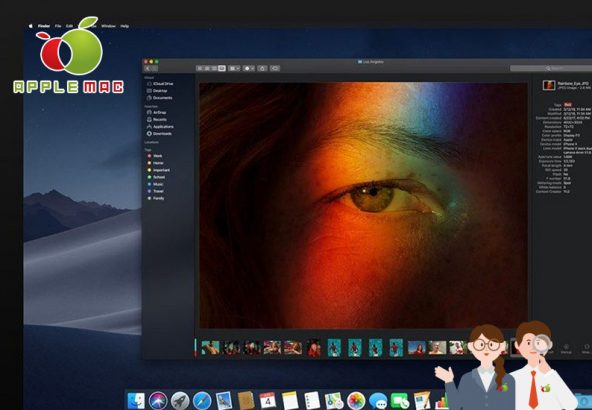 【初期化復元】macOS Mojave 10.14.b1ダウンロード