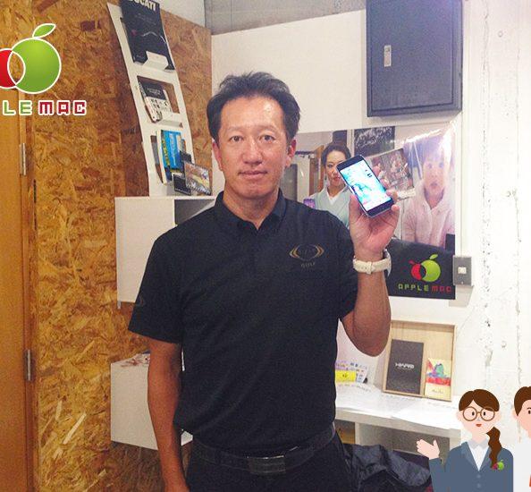 神戸元町 iPhone 6s バッテリー電池交換修理3,000円のお店