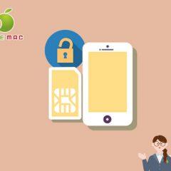 純正公式 iPhone SIMロック解除アダプター販売取扱方法