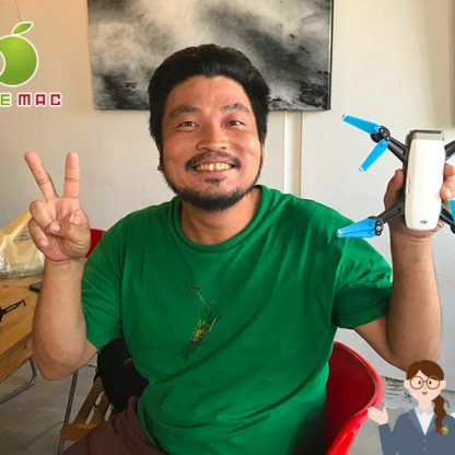 DJI ドローン アーム折れ・ジンバルカメラ交換 修理店