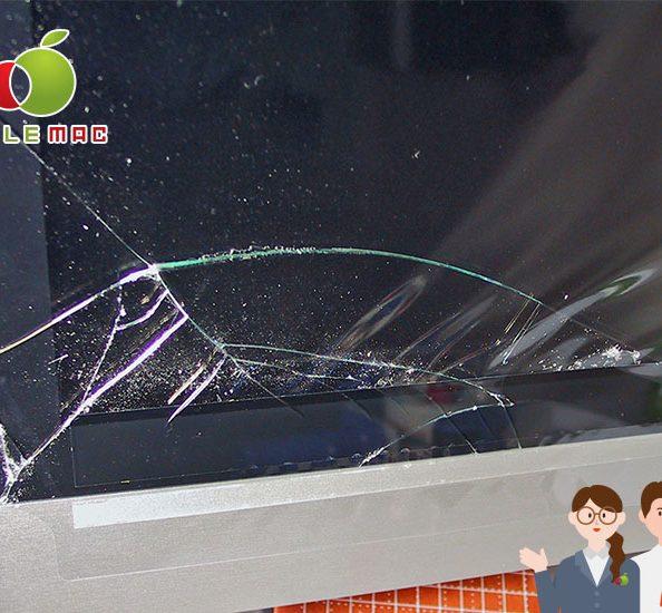 iMac 2011 ガラス画面割れ交換修理10,000円税込お店