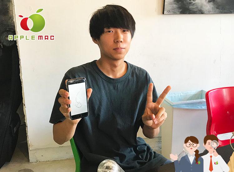 神戸三宮 激安いますぐ iPhone 液晶画面割れ修理店