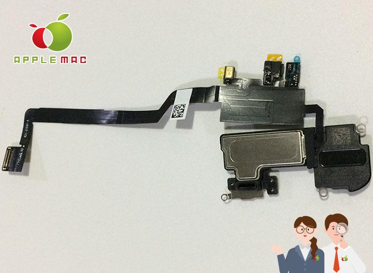 【iPhone X】近接センサーイヤーケーブル断線パーツ修理
