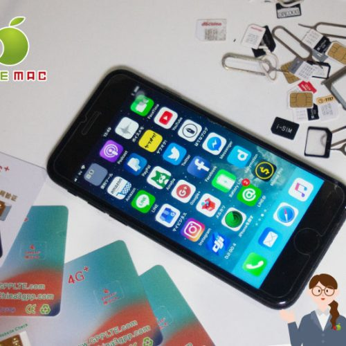 iPhone X iOS12対応 SIMロック解除アダプター販売店