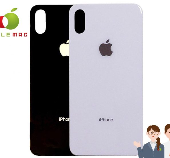 iPhone X バックパネル ガラス割れ修理8,000円交換