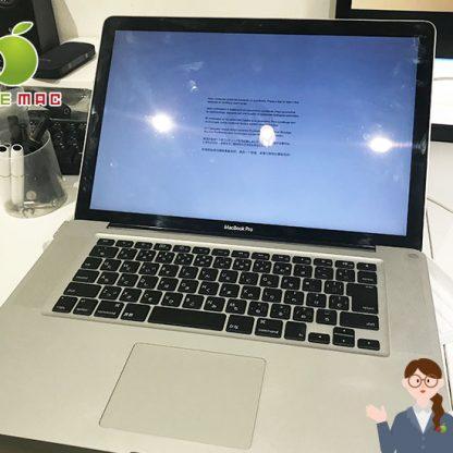 Macbook Pro 起動しないGPUブラフィック交換修理