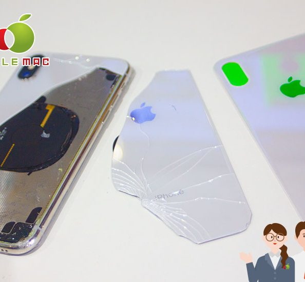 iPhone X 液晶画面バックパネル 神戸元町激安修理