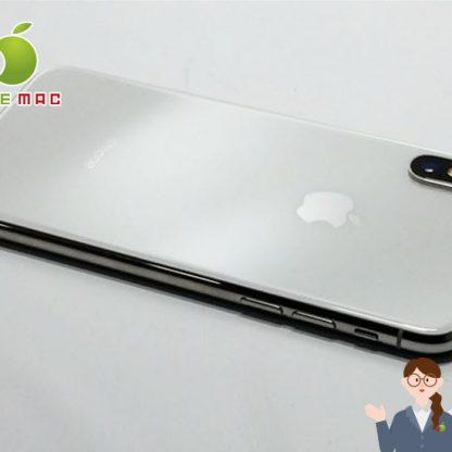 iPhone X 背面リアパネルガラス10,800円激安修理屋さん
