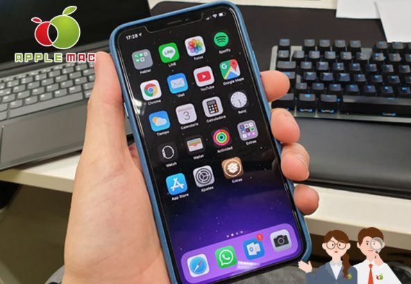 iPhone XS Max / XR iOS12 Jailbreak Cydiaインストール
