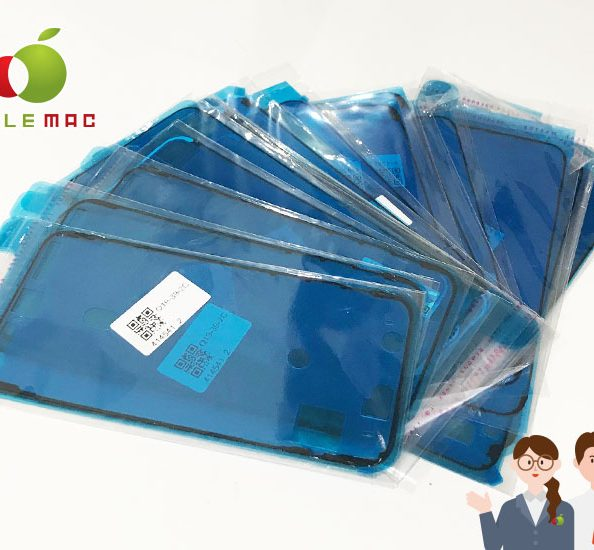 iPhone7 / iPhone XS Max 画面修理の防水シール300円販売