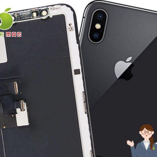神戸元町 iPhone X 液晶画面交換修理の激安値下げ