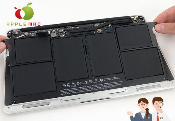 神戸 MacBook Air 2013/2014バッテリー交換修理店