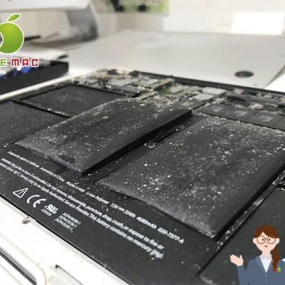 MacBook Air バッテリー交換修理10,000円 RepairFix