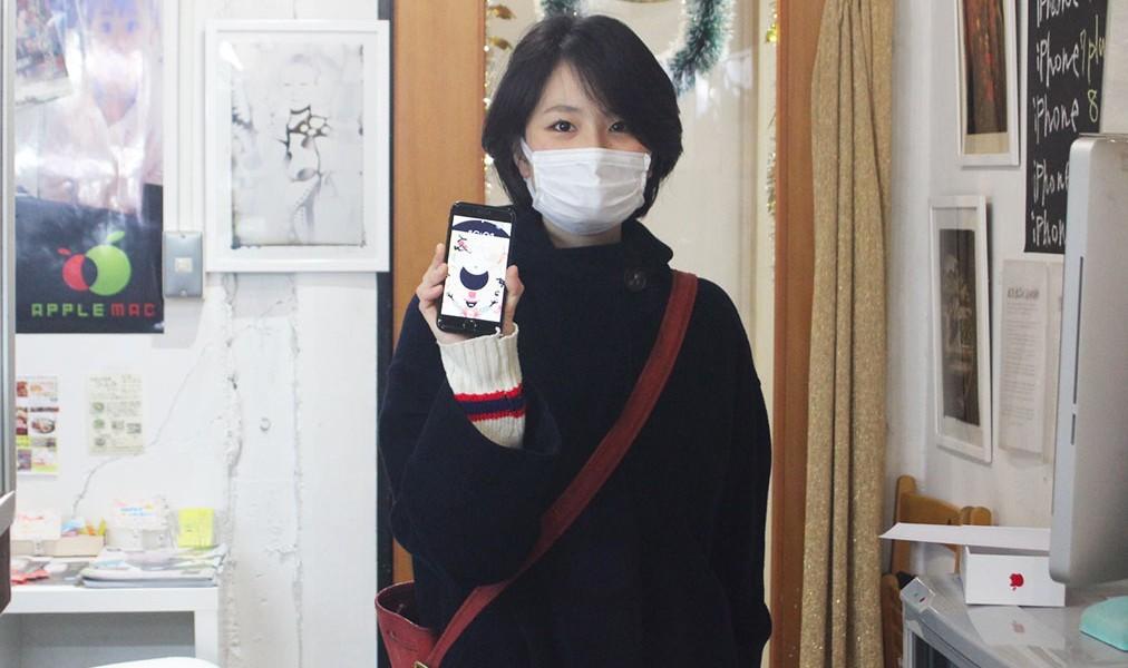 神戸元町 iPhone 7 電源が点かない&バッテリー液晶交換修理