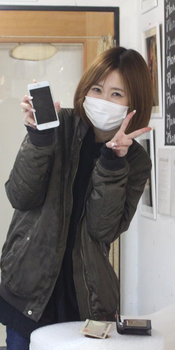 神戸 iPhone 7 液晶画面8,000円(税込)60分で交換修理