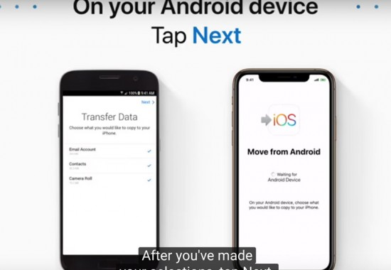 【不具合多発】AndroidからiPhoneへの移行方法の解説動画公開