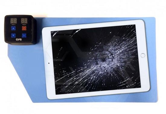 【iPad画面修理工具】ペロンちょ剥がれる♪ヒートプレートセパレーター