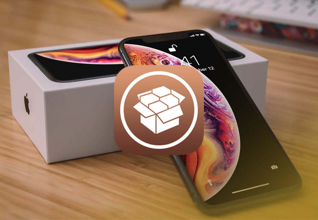 iPad Pro 2018/iPhone XS Max iOS 12.1.2 Cydiaインストールすぐ