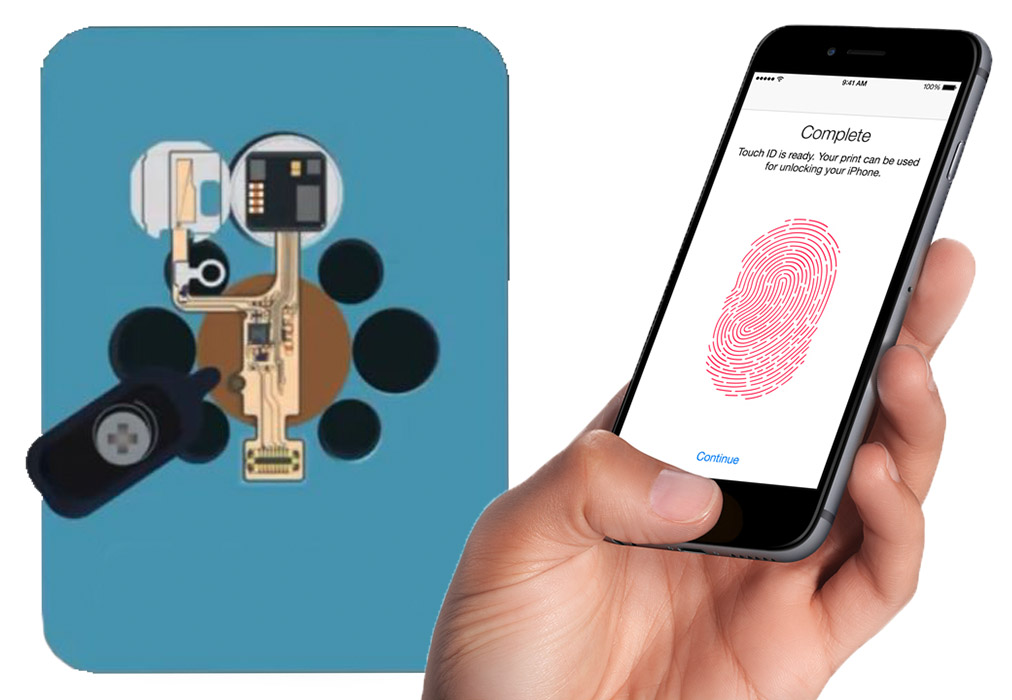 iPhone 7 / iPhone 8 指紋認証ホーム押しボタン修理1万円