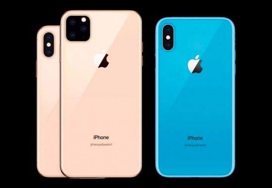 iPhone XI Maxスペック本体画像が流出トリプルレンズ