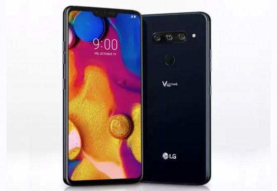 LG 5G通信対応SIMフリースマホ『G8』2019年2月後半発売