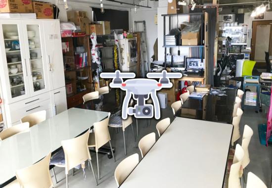 【保険修理対応】神戸三宮 DJIドローン故障修理