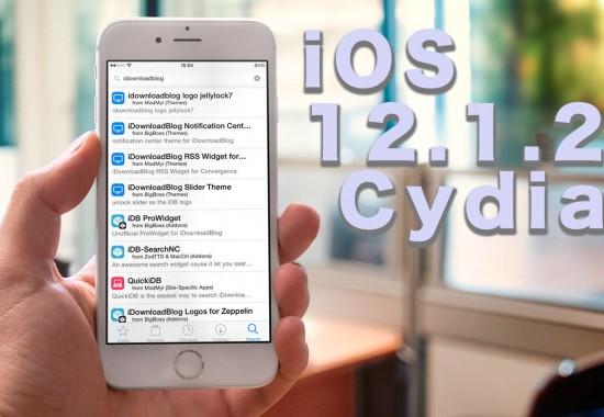 【デバイス単体】iOS12.1.2 Jailbreak Cydiaインストール