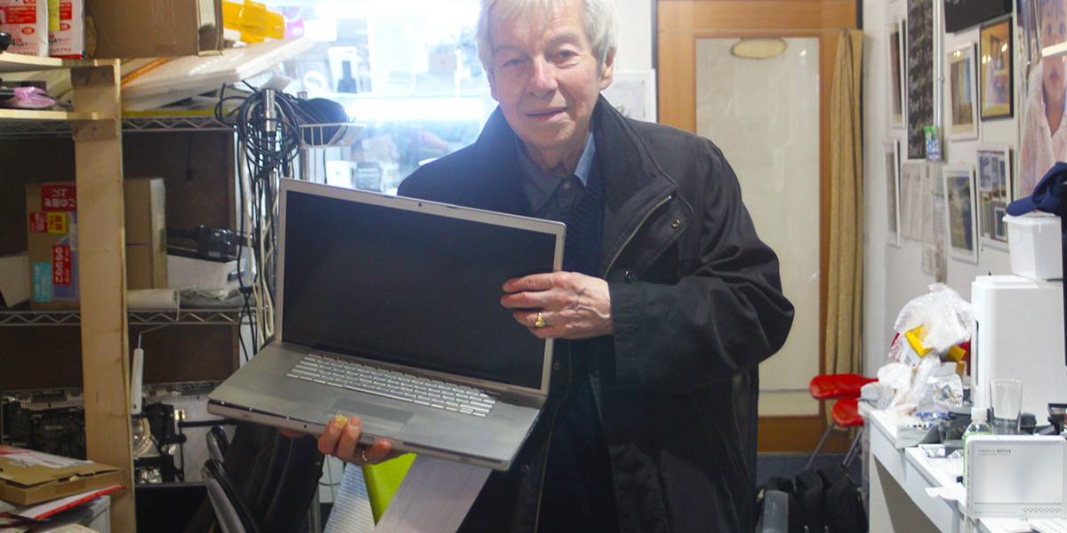 【Mr.ピーター】神戸 MacBook 2006 / 2008 旧型ビンテージ買取・修理
