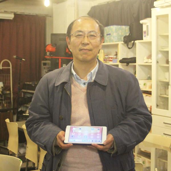 長崎➡︎神戸 iPad mini 4 液晶ガラス画面割れ激安交換修理